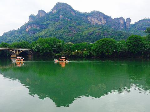云河漂流旅游景点图片