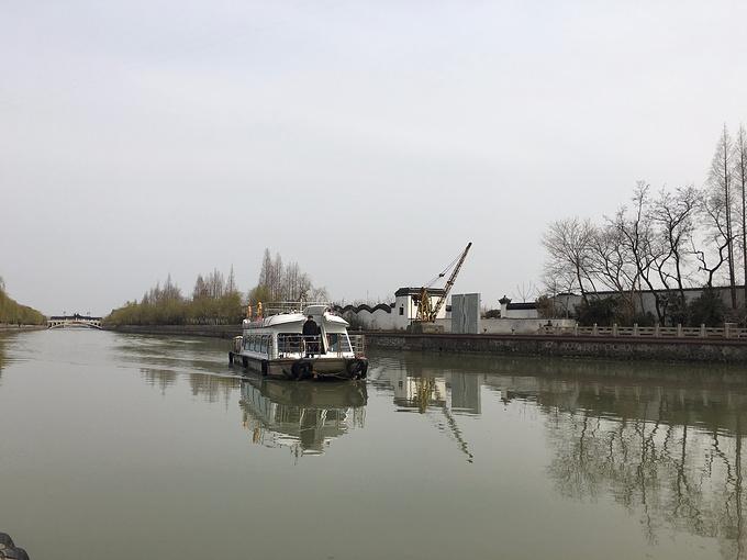 扬州古运河图片