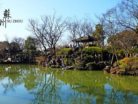 拙政园旅游景点图片