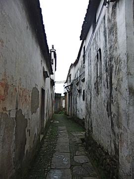 新叶古村旅游景点攻略图