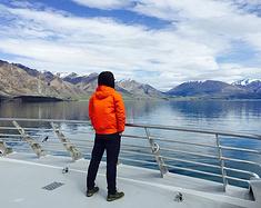 太平洋的湖与山,自驾新西兰