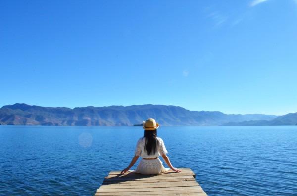 一路向泸沽湖,心花怒放洱海,梦想照进现实