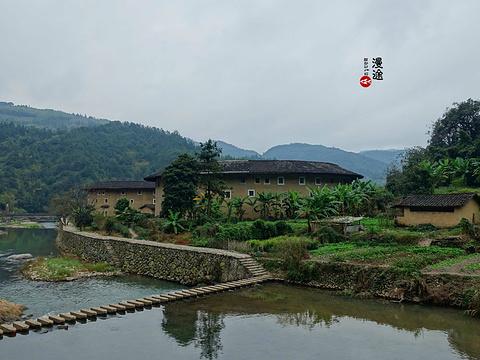 河坑土楼群旅游景点图片
