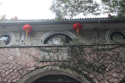 蒋氏故居旅游景点攻略图