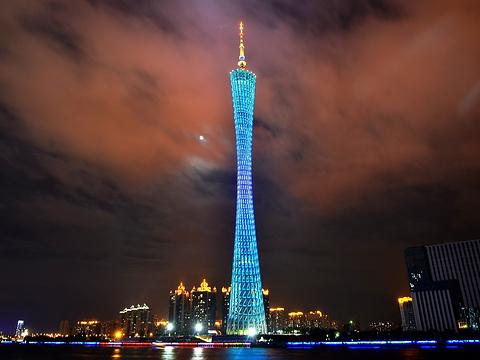 广州塔旅游景点图片