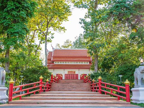 清迈大学旅游景点图片