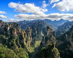 云海里看山,清水中望城——张家界,凤凰之旅、去哪儿详细游记攻略(配图)