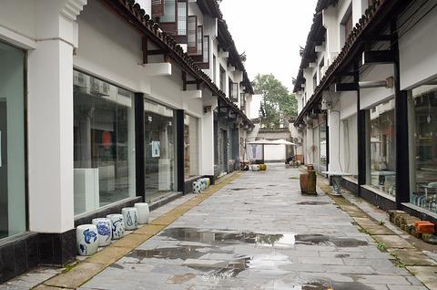 景德镇陶瓷学院旅游景点攻略图