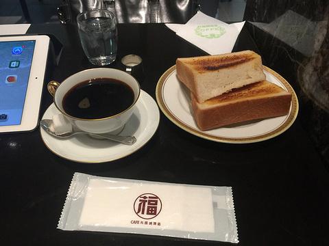 丸福咖啡(大丸心斎橋店)旅游景点图片