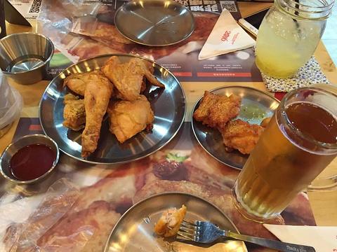 Thank U mom 来自韩国的炸鸡旅游景点图片