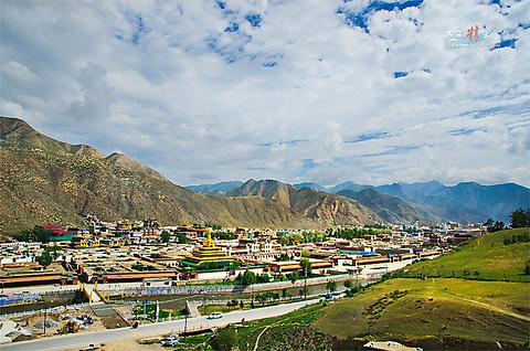 拉卜楞寺旅游景点攻略图
