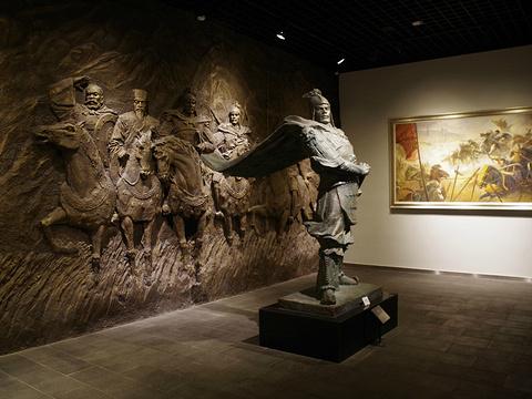 宿迁市博物馆新馆旅游景点图片