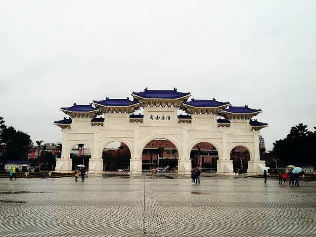 台北、新北、花莲4日游