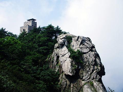 大别山国家森林公园旅游景点图片