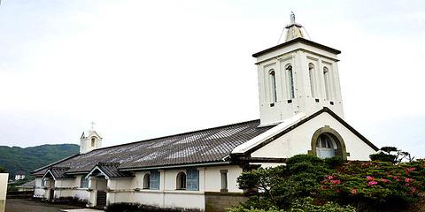 出津教会堂旅游景点攻略图