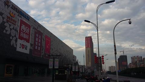 万达广场(鄞州店)旅游景点攻略图