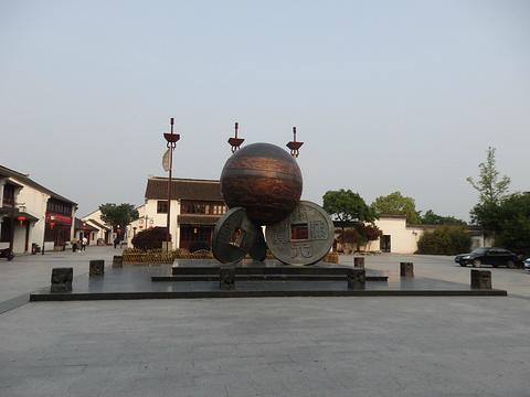 江南文化园旅游景点攻略图