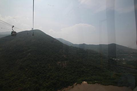 大屿山旅游景点攻略图