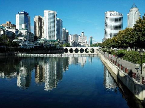 筑城广场旅游景点图片