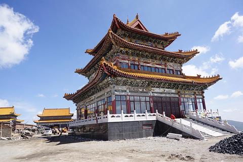 中台翠岩峰旅游景点攻略图