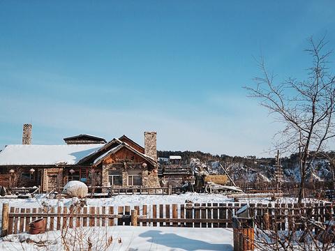北极村旅游景点图片
