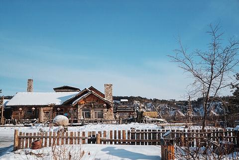 北极村的图片
