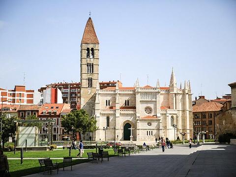圣玛利亚古教堂旅游景点图片
