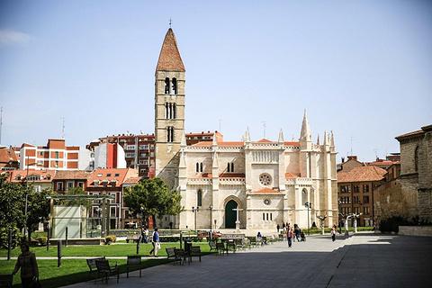 圣玛利亚古教堂旅游景点攻略图