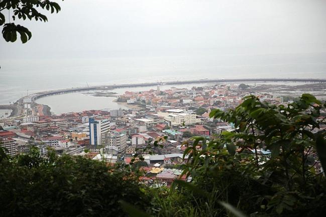 安康山Cerro Ancon图片