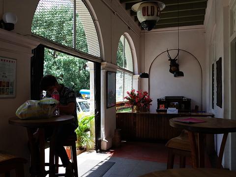 旧帝国咖啡旅游景点图片