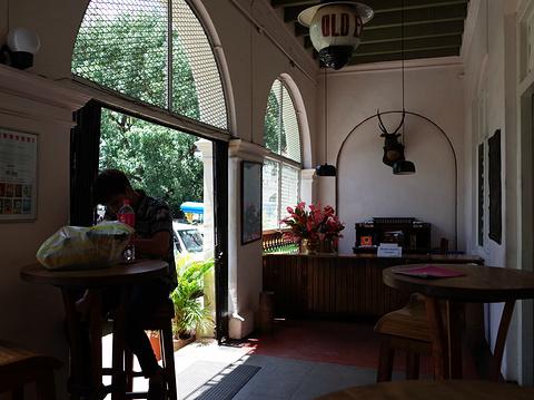 旧帝国咖啡旅游景点攻略图