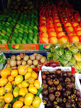 南北水果批发市场