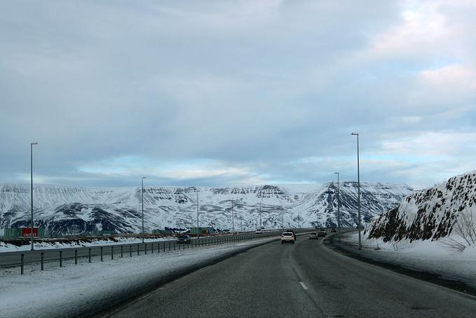 冰岛公路随拍图片