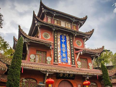 广德寺风景区旅游景点图片