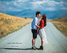 你是我眼中最美的风景:新西兰南岛蜜月行