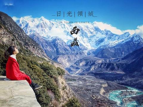 南迦巴瓦峰旅游景点攻略图