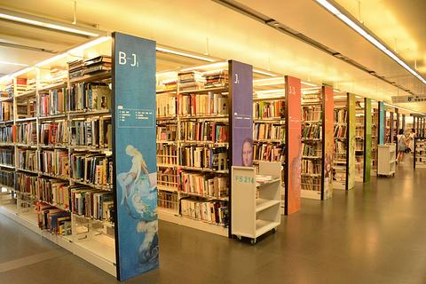 广州图书馆的图片
