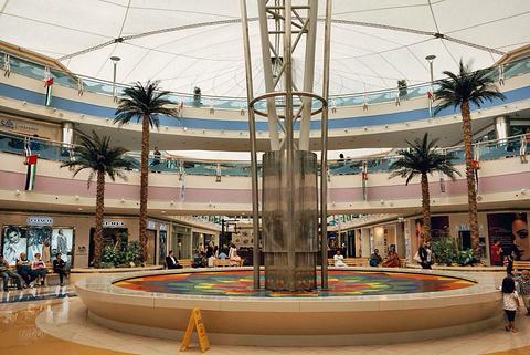 海滨购物中心旅游景点攻略图
