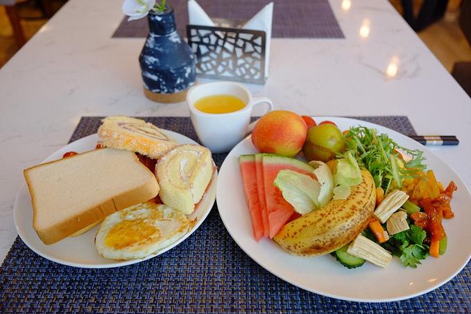 美好的一天从早餐开始图片