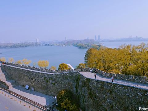 南京城墙旅游景点图片