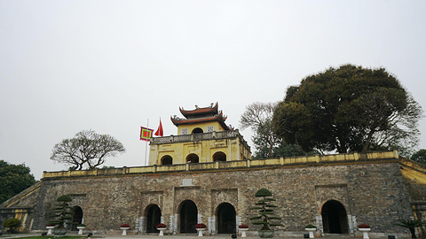 升龙皇城旅游景点攻略图