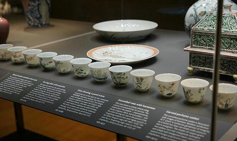 大英博物馆旅游景点攻略图