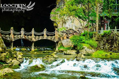 龙门飞瀑旅游景点攻略图