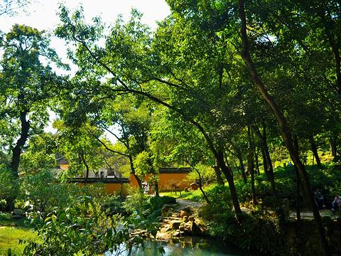 天平山旅游景点图片