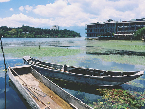 玉几岛旅游景点图片