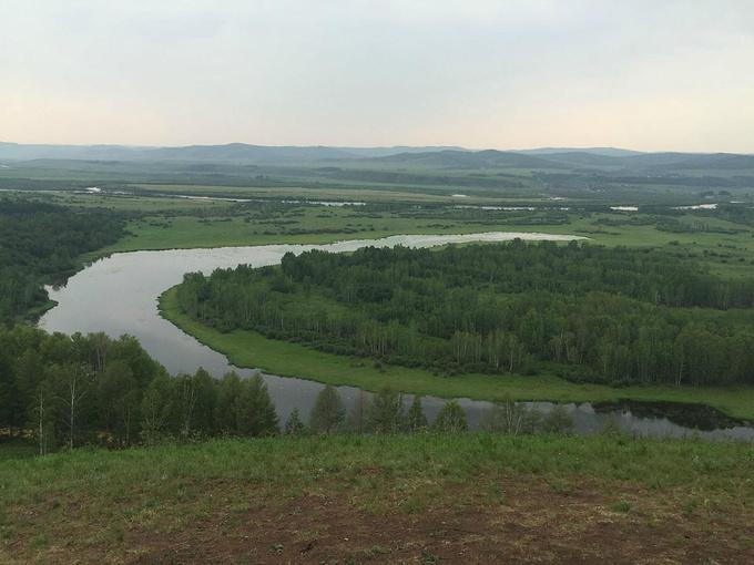 室韦俄罗斯民族乡图片