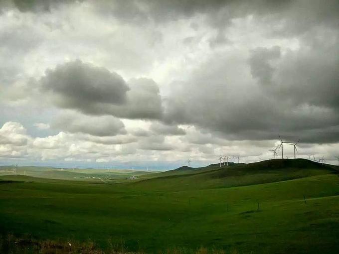 呼和诺尔草原旅游区图片