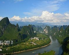 桂林6日包车畅游--让友谊的小船荡起来!