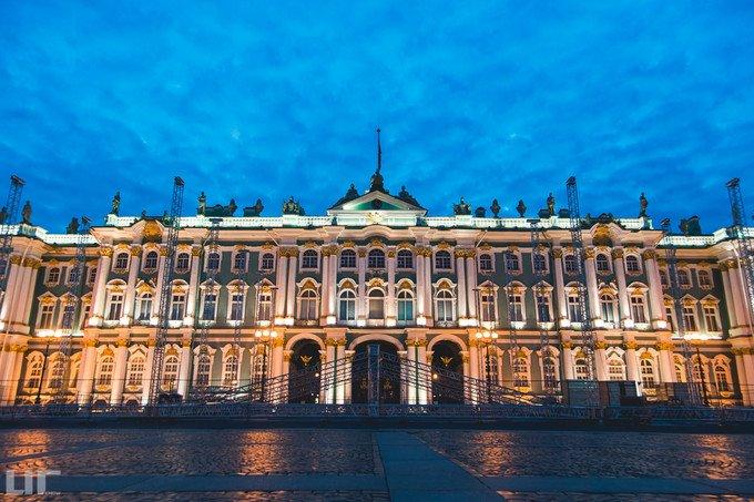 王宫广场图片