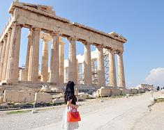 在希腊寻找太阳的后裔